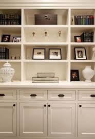 livingroom cabinets diy built ins using cabinets as bases this for a dining