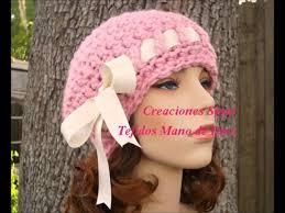 modelos modernos para gorras tejidas con gorros para adultos y adolescentes 100 tejidos a mano youtube