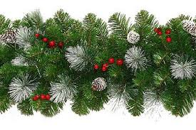 christmas garland artificial christmas garland uk xmasdirect co uk