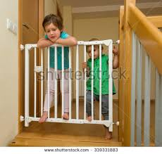 baby safety gate stock images royalty free images u0026 vectors