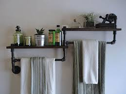 shelves in bathrooms ideas 44 best small bathroom storage ideas and tips for 2018