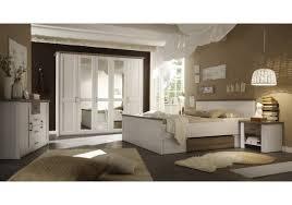 Schlafzimmer Komplett Bett 140x200 Schlafzimmer Mit Bett 180 X 200 Cm Pinie Weiss Trüffel Woody 62
