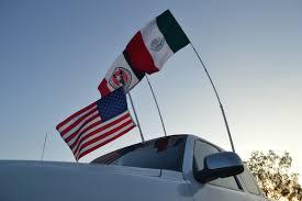 American Flag On Truck Three Flags Jpg Fronteras Desk