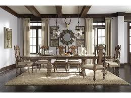 pulaski furniture dining room dining tables 201005 kettle river pulaski furniture dining tables 201005