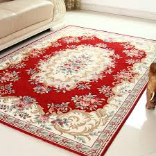 tapis de cuisine grande taille haut grade jacquard salon salon tapis couloir grande taille tapis de