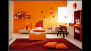 Best Wall Paint Colors For Living Room by Orange Bedroom Colors