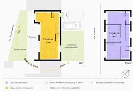 plan maison etage 3 chambres plan de maison a etage 3 chambres beau plan maison 1 étage 3
