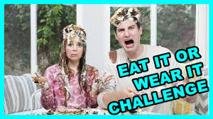 Challenge Alx Eat It Or Wear It Challenge W Rosanna Pansino
