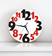 cool house clocks modern wall clock cool lotusep luxury designer kitchen wall clocks