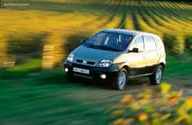 renault scenic 2005 tuning renault scenic rx4 specs 2000 2001 2002 2003 autoevolution