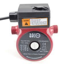 Circulation Pump For Water Heater Bacoeng 3 4 U0027 U0027 110v 115v Water Circulation Pump Circulator