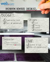 bathroom remodel checklist renovationexperts com remodeling arafen