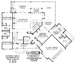 Mountain Cabin Floor Plans 17 Best House Plans Images On Pinterest Craftsman Style House