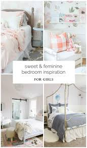 Feminine Bedroom Furniture by Sweet U0026 Feminine Bedroom Inspiration For Girls Feminine Bedroom