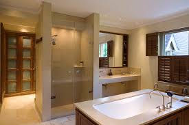 Ceiling Light Crown Molding by Folding Shower Doors Bathroom Contemporary With Ceiling Lighting
