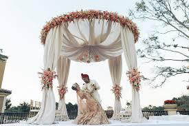wedding arches orlando fl indian photography after wedding ceremony in orlando fl