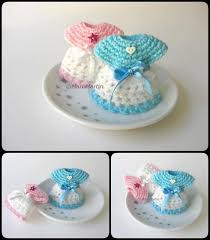 babyshower favors mini baby shower favors with free patterns