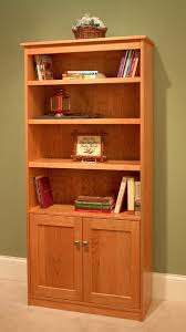 bookcase with bottom doors candler bookcase bottom doors 30inch wide buckeye amish furniture