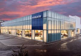 volvo company volvo ups the ante in dealership experience cars co za