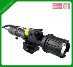 ak 47 laser light combo led ar 15 military tactical light with green laser sight combo for
