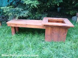 Aldo Leopold Bench Plans Outdoor Bench Howtospecialist How To Build Step By Step Diy