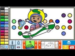 75 team umizoomi coloring pages free coloring