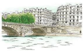paris sketch journal paris sketches