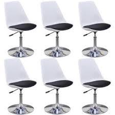 chaise noir et blanc lot de chaise noir et blanc achat vente pas cher