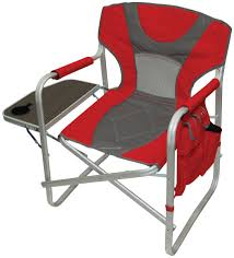 Tall Directors Chair With Side Table Folding Directors Chair With Side Table U2013 Heavy Duty Folding