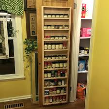 Spice Cabinets With Doors Spice Storage Racks Spice Rack Spice Racks Cabinets Cryptofor Me