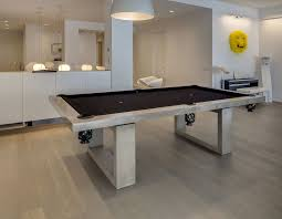 dining room pool table combo contemporary dining room pool table combo decor trends design