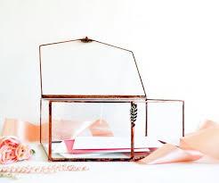 wedding gift holder wedding card box envelope holder glass box wedding gift gift