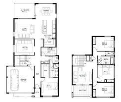 bedroom 4 bedroom single floor house plans