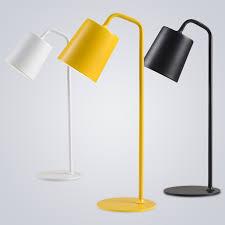 bureau coloré moderne minimaliste les de bureau de mode coloré table les