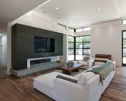 Top  Modern Family Room Ideas  Photos Houzz - Modern family room
