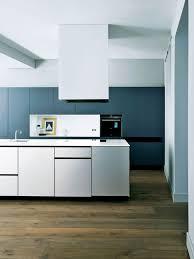 cuisine blanche et bleue best cuisine blanche mur gris bleu images matkin info matkin info