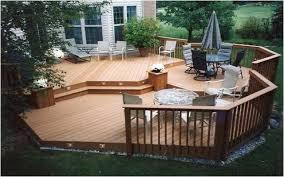Backyard Decks And Patios Ideas Backyard Backyard Deck Ideas New Deck Patio Ideas Small