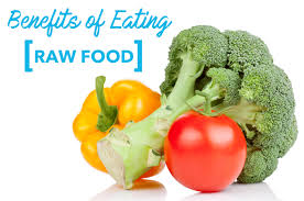 raw food the 5 best foods to eat raw instead of cooked lively