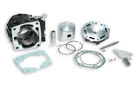 honda 125 alumin cylinder kit ø 65 h2o honda 125 dettaglio prodotto