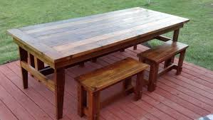 patio furniture 41 fascinating patio table with bench images