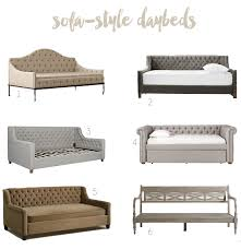 Twin Bed As Sofa by Sofa Style Daybeds