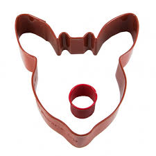 rudolph red nosed reindeer cookie cutter 2 christmas