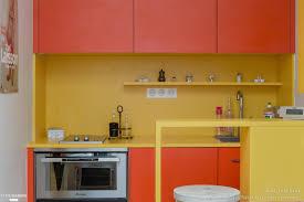 cuisine en couleur mini cuisine en couleur tassinari côté maison