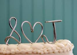 wedding cake toppers letters wedding cake toppers letters silver birthday cake ideas