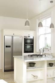 how to design a kitchen around an american fridge freezer ao