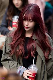 best 25 korean hair color ideas on pinterest natural red hair