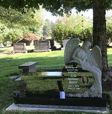 cemetery markers custom headstones personalized memorials quiring monuments
