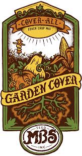 cover all garden cover crop blend 4 lb bag cover crops seed