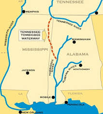 tombigbee waterway map capt s most frequently asked questions
