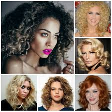 medium length haircut for curly hair 2016 medium hairstyles for curly hair haircuts hairstyles 2017